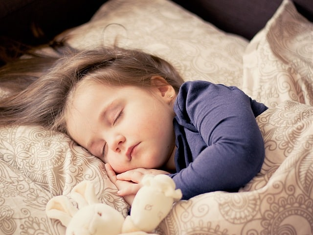 Develop Healthy Sleeping Patterns in Children