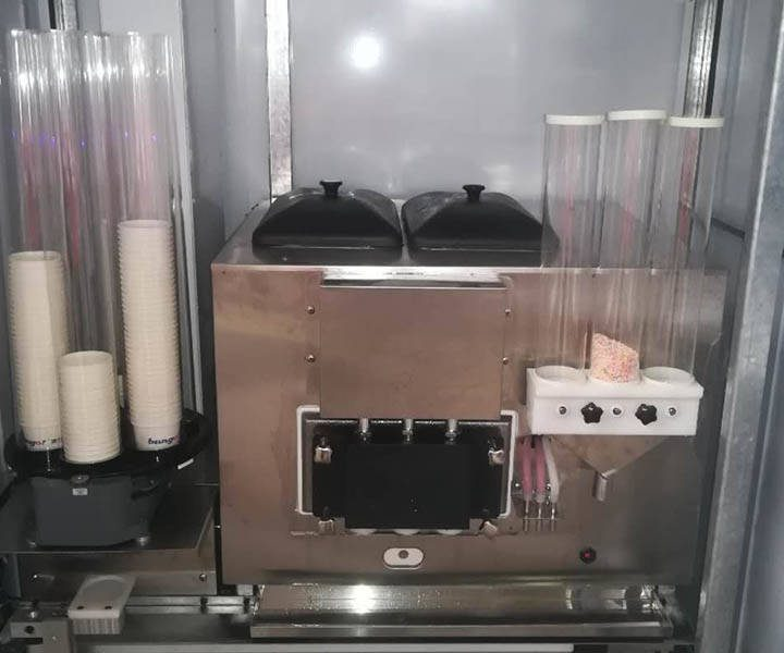 Hot Drink Vending Machine