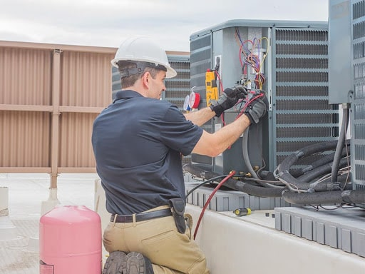 Industrial Air Conditioning Systems